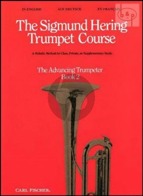 Trumpet Course Vol.2 The Advancing Trumpeter