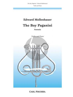 Mollenhauer The Boy Paganini Violin and Piano (Fantasia)