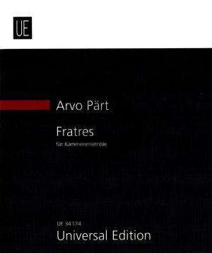 Fratres (1977 / 2008) (Chamber Ensemble)