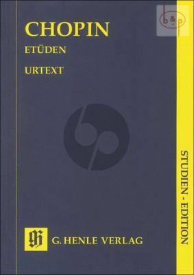 Etuden (Piano Solo) (Study Score) (edited by Ewald Zimmermann)