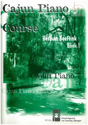 Cajun Piano Course Vol.1