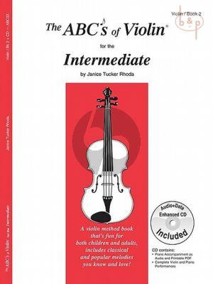 The ABC's of Violin for the Intermediate Vol.2