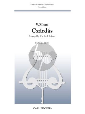 Monti Czardas for Flute and Piano (arr. Charles J. Roberts)