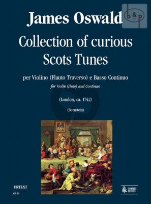 Collection of Curious Scots Tunes (London ca.1742)