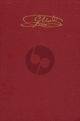 Verdi La Traviata Full Score (Ed. Critica F. Della Seta) (Hardcover)