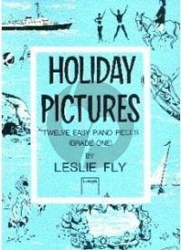 Fly Holiday Pictures Piano solo