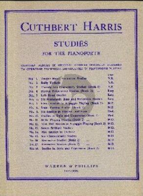 Harris Left Hand Piano Studies
