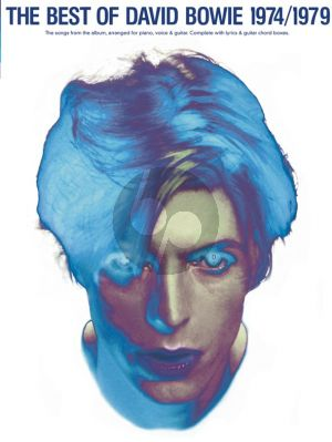 The Best of David Bowie 1974-1979 (Piano/Vocal/Guitar)