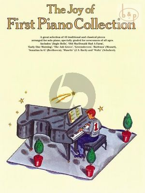 The Joy of First Piano Collection