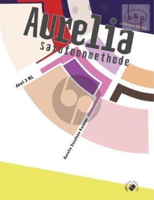 Aurelia Saxofoon Methode Vol.3