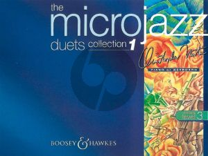 Norton Microjazz Duets Collection 1 Piano 4 hds (level 3)