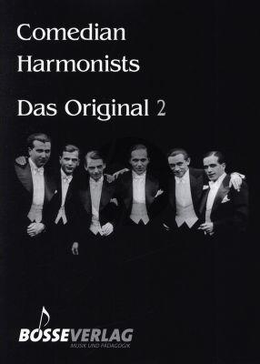 Comedian Harmonists das Original Vol. 2 (Ulrich Etscheit und Julian Metzger)