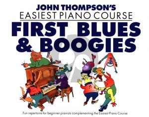 First Blues and Boogie (John Thompson's Easiest Piano Course)