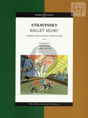 Ballet Music Full Score