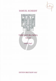 Tabulatura Nova Vol.3 SSWV 139 - 158