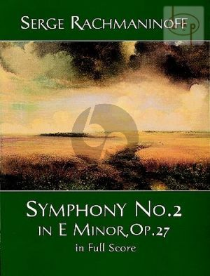 Symphony No.2 e-minor Op.27
