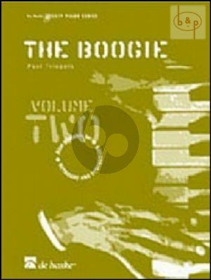 Triepels Boogie Vol.2 Piano solo