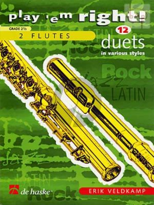 Play 'em Right (2 Flutes)