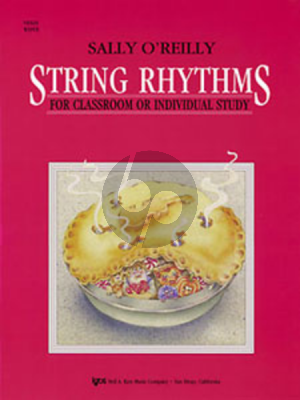 O'Reilly String Rhythms (for Clasrroon or Individual Study) Cello