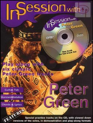 In Session with Peter Green (Tab and Standard Notation)