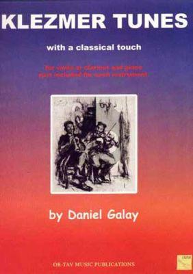 Galay Klezmer Tunes Clarinet or Violin and Piano