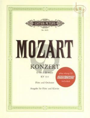 Konzert D-Dur KV 314 (List/Thiele)