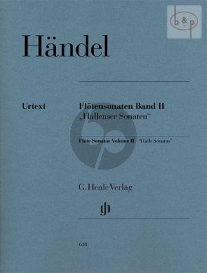 Sonaten Vol.2 (Hallenser Sonaten Handel zugeschrieben)