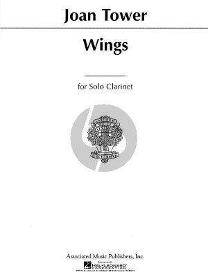 Tower Wings Clarinet or Bass Clarinet