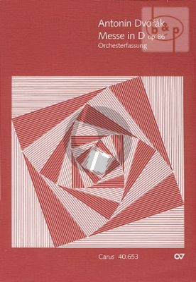 Messe D-dur Op.86 (Soli-Choir-Orch.) (Orchestral Version)