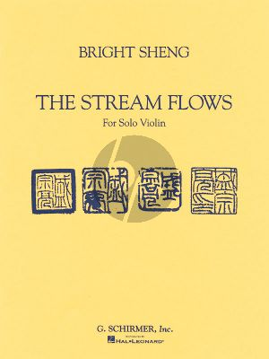 The Stream Flows Violin solo