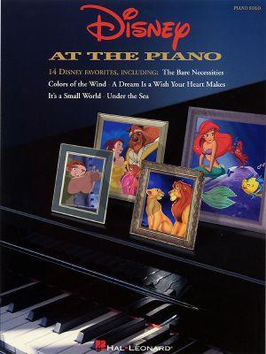 Disney at the Piano