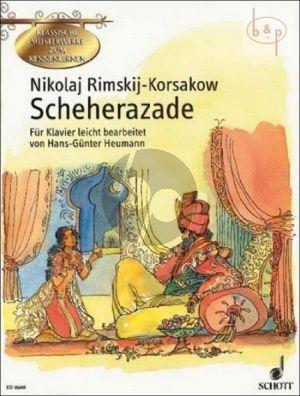 Scheherazade Op.35
