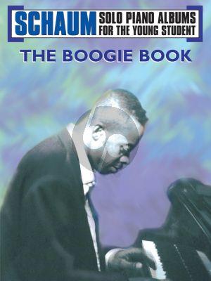 Schaum The Boogie Book Piano solo