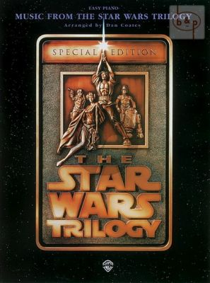 Star Wars Trilogy (Easy Piano)
