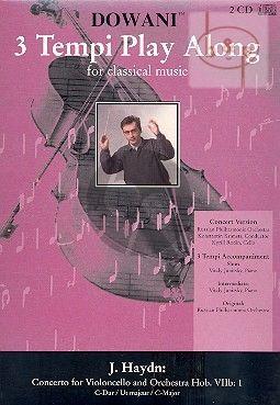 Concerto C-dur Hob.VIIb:1 (Violoncello-Orch.)