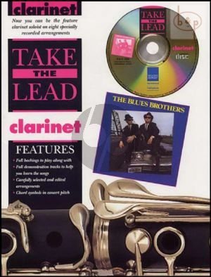 Take the Lead Blues Brothers Clarinet