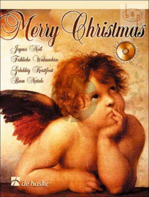 Merry Christmas for Alto Sax. Bk-CD