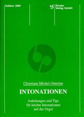 Michel-Ostertun Intonationen - Anleitungen und Tips Orgel