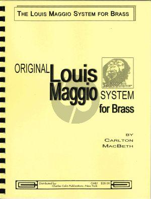 MacBeth Original Louis Maggio System for Brass (Charles Colin)