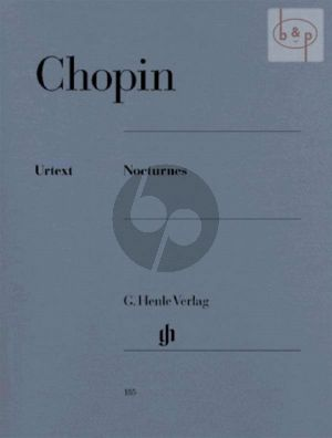 Chopin Nocturnes PIano (edited by Ewald Zimmermann) (edited by Ewald Zimmermann) (fingering by Hans-Martin Theopold)