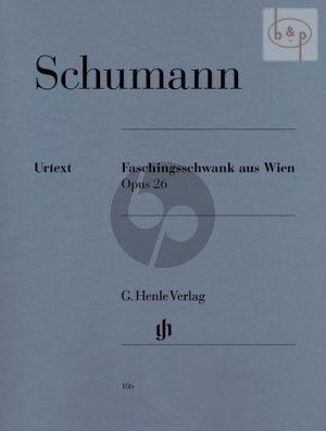 Faschingsschwank aus Wien Op.26