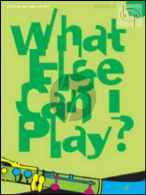 Whate Else Can I Play? Grade 4