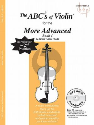 The ABC's of Violin for the more Advanced Vol.4