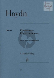 Klavierstucke & Klaviervariationen