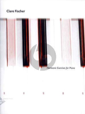 Fischer Harmonic Exercises for Piano