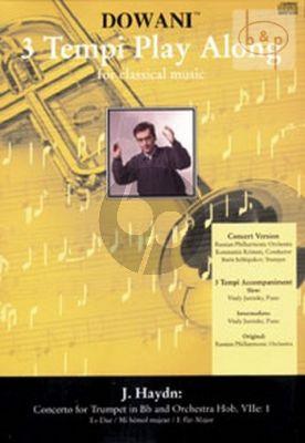 Concerto E-flat major Hob.VIIe:1 (Trump. in Bb)