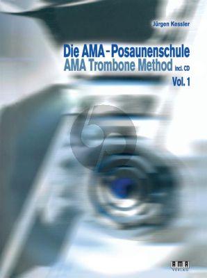 Kessler Die AMA-Posaunenschule Vol. I (Bk-Cd)