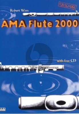 Winn Ama Flute 2000 (Bk-Cd)