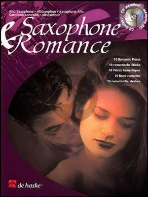 Saxophone & Romance (Alto Sax.)