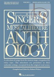 Singers Musical Theatre Anthology Vol.3 (Mezzo-Soprano/Belter)